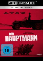 Der Hauptmann - 4K Ultra HD Blu-ray + Blu-ray (4K Ultra HD)