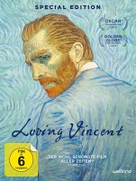Loving Vincent - Limitierte Special Edition (DVD)