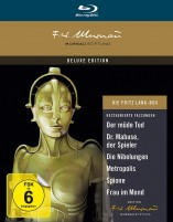 Die Fritz Lang Box (Blu-ray)
