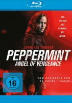 Peppermint - Angel of Vengeance (Blu-ray)