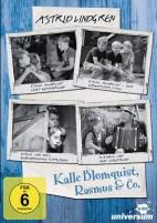 Astrid Lindgren - Kalle Blomquist & Rasmus (DVD)