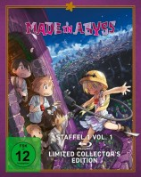 Made in Abyss - Limited Collector's Edition / Staffel 1 / Vol. 1 (Blu-ray)