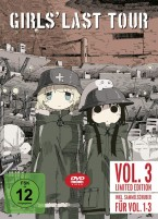 Girls' Last Tour - Volume 3 / inkl. Sammelschuber (DVD)