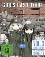 Girls' Last Tour - Volume 3 / inkl. Sammelschuber (Blu-ray)