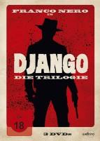 Django - Die Trilogie (DVD)