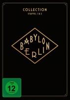 Babylon Berlin - Collection / Staffel 01 & 02 (DVD)