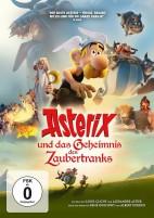 Asterix und das Geheimnis des Zaubertranks (DVD)