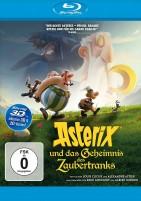 Asterix und das Geheimnis des Zaubertranks - Blu-ray 3D + 2D (Blu-ray)