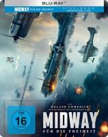 Midway - Für die Freiheit - Steelbook (Blu-ray)