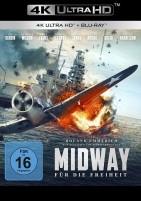 Midway - Für die Freiheit - 4K Ultra HD Blu-ray + Blu-ray (4K Ultra HD)