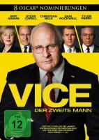Vice - Der zweite Mann (DVD)