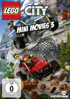 LEGO City Mini Movies - DVD 3 (DVD)