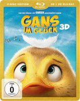 Gans im Glück - Blu-ray 3D + 2D (Blu-ray)