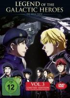 Legend of the Galactic Heroes: Die Neue These - Volume 3 / inkl. Sammelschuber (DVD)