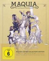 Maquia - Eine unsterbliche Liebesgeschichte - Limited Collector's Edition (Blu-ray)