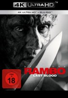 Rambo: Last Blood - 4K Ultra HD Blu-ray + Blu-ray (4K Ultra HD)