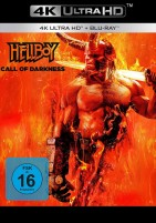 Hellboy - Call of Darkness - 4K Ultra HD Blu-ray + Blu-ray (4K Ultra HD)