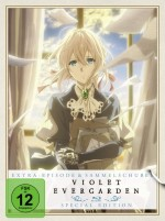 Violet Evergarden - Staffel 1 / Extra-Episode + Sammelschuber / Limited Special Edition (Blu-ray)