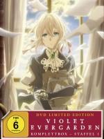 Violet Evergarden - Staffel 1 / Komplettbox (DVD)