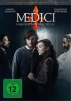 Die Medici - Lorenzo der Prächtige - Staffel 03 (DVD)