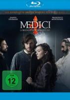 Die Medici - Lorenzo der Prächtige - Staffel 03 (Blu-ray)