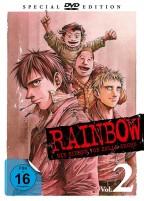 Rainbow - Die Sieben von Zelle sechs - Vol. 2 (DVD)