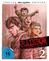 Rainbow - Die Sieben von Zelle sechs - Vol. 2 (Blu-ray)