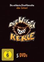 Die Wilden Kerle 1-5 - Sammelbox (DVD)