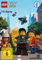 Lego City - TV Serie / DVD 1 (DVD)