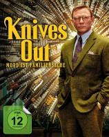 Knives Out - Mord ist Familensache - 4K Ultra HD Blu-ray + Blu-ray / Mediabook (4K Ultra HD)