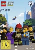 Lego City - TV Serie / DVD 3 (DVD)