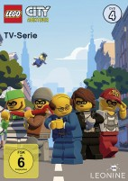 Lego City - TV Serie / DVD 4 (DVD)