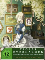 Violet Evergarden und das Band der Freundschaft - Special Edition (DVD)