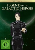 Legend of the Galactic Heroes: Die Neue These - Volume 4 (DVD)
