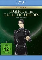 Legend of the Galactic Heroes: Die Neue These - Volume 4 (Blu-ray)