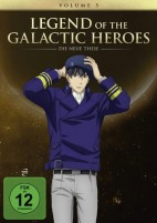 Legend of the Galactic Heroes: Die Neue These - Volume 5 (DVD)