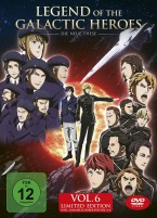 Legend of the Galactic Heroes: Die Neue These - Volume 6 / inkl. Sammelschuber (DVD)