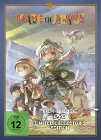 Made in Abyss - Die Film-Trilogie / Limited Collector's Edition (DVD)