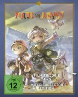 Made in Abyss - Die Film-Trilogie / Limited Collector's Edition (Blu-ray)