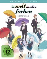 Die Welt in allen Farben - Iroduku - Komplettbox (Blu-ray)