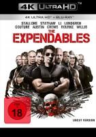 The Expendables - 4K Ultra HD Blu-ray + Blu-ray (4K Ultra HD)