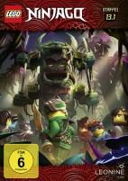 LEGO Ninjago: Masters of Spinjitzu - Staffel 13.1 (DVD)