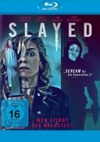 Slayed - Wer stirbt als nächstes? (Blu-ray)