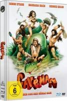 Caveman - Der aus der Höhle kam - Limited Mediabook Edition (Blu-ray)