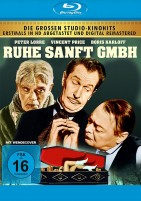 Ruhe Sanft GmbH - Kinofassung / Digital Remastered (Blu-ray)
