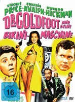 Dr. Goldfoot und seine Bikini-Maschine - Mediabook (Blu-ray)