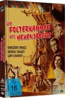 Die Folterkammer des Hexenjägers - Limited Mediabook Edition (Blu-ray)