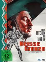 Heisse Grenze - Mediabook (Blu-ray)