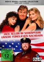 Unsere feindlichen Nachbarn & Jack allein im Serienwahn (DVD)