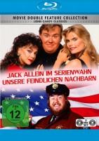 Unsere feindlichen Nachbarn & Jack allein im Serienwahn (Blu-ray)